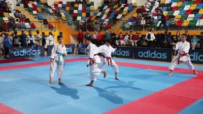 Okullararası Yıldızlar ve Küçükler Türkiye Karate Şampiyonası - ÇANKIRI