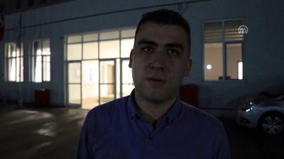 KYK yurtlarındaki öğrencilerden İsrail'e protesto - ÇANKIRI /NEVŞEHİR/KIRIKKALE