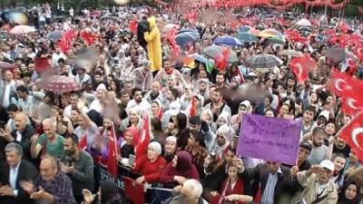 """Muharrem İnce:""""Senin haddine mi düşmüş Türkiye'de demokrasi , seçimin sonucunu beklemeden o nezaketsizliği niye yapıyorsun"""""""