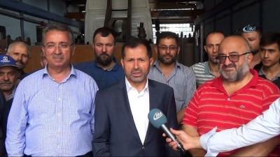 """AK Parti Konya Milletvekili Altunyaldız: """"Üretimin, ihracatın, istihdamın ve refahın kesintisiz olması için çalışıyoruz"""""""