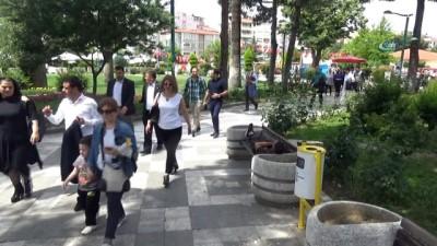 İranlı Turizm Acenteleri Kazdağları'nda