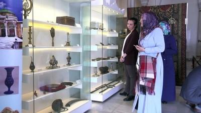Hazreti Muhammed'in mukaddes hatıraları sergileniyor - ANKARA