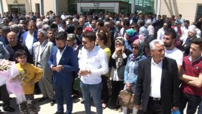 Mehmet Ağar, oğluna destek için Elazığ'a geldi