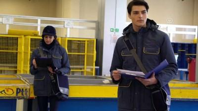 PTT çalışanlarına yeni kıyafet - İSTANBUL
