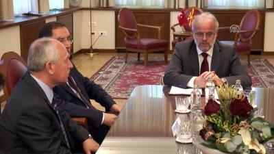 Malkoç: 'Türkiye'nin DEAŞ, PKK ve FETÖ'ye karşı verdiği mücadeleyi anlatacağız' - ÜSKÜP