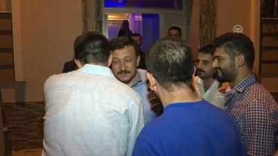 AK Parti Genel Başkan Yardımcısı Dağ: 'Birinci turda bir sorun görünmüyor' - İZMİR