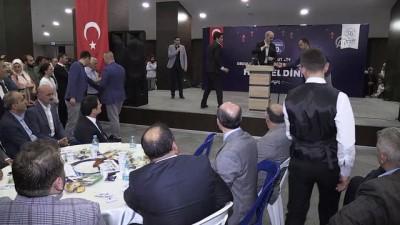 Bakan Kurtulmuş: 'Daha güçlü bir Türkiye'nin daha güçlü yönetilmesi lazım' - İSTANBUL