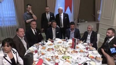 Fikret Orman, Van Beşiktaşlılar Derneğinin açılışına katıldı - VAN