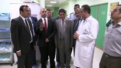 TİKA'dan Filistin'e tıbbi destek - EL HALİL