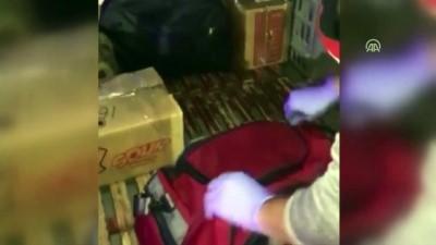 Yolcu otobüsündeki uyuşturucuyu 'Atik' buldu - SİVAS