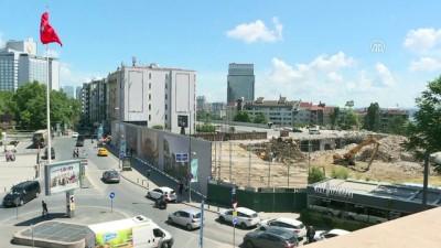 AKM'nin yıkımı tamamlandı - İSTANBUL