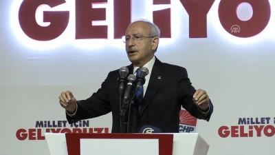 Kılıçdaroğlu: 'Türkiye'nin 17 milyon yoksulu var' - ÇORUM