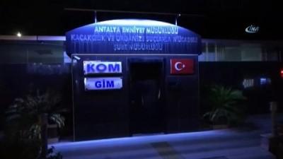 Antalya'da FETÖ operasyonu: 7 kişi gözaltına alındı