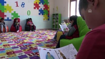 Kütüphanedeki kitaplar bir 'tık'la öğrencinin okulunda - ÇANKIRI