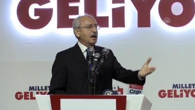 Kılıçdaroğlu: 'Türkiye bir yol ayrımındadır' - ÇORUM