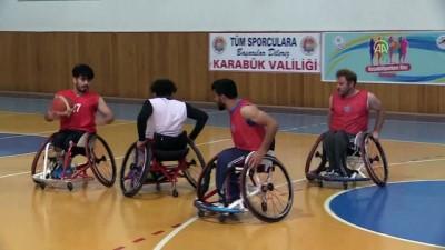 'Dünya şampiyonasında en büyük aday biziz' - KARABÜK