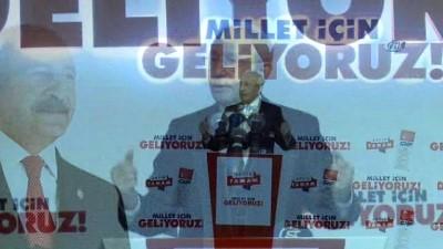 Kemal Kılıçdaroğlu: 'Devlet alamadığı vergi kadar gidip Londra borsalarında 'ne olur bize borç verin' diyor'