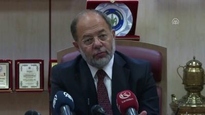 """Başbakan Yardımcısı Akdağ: """"Özellikle son iki senedir terörü tamamen altettik"""" – ERZURUM"""