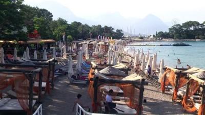 Bayramda 300 bin kişinin tatile çıkması bekleniyor (2) - ANTALYA