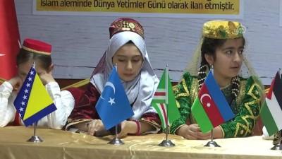 Suriyeli iş adamları 100 Türk yetimin bakımını üstlendi - İSTANBUL