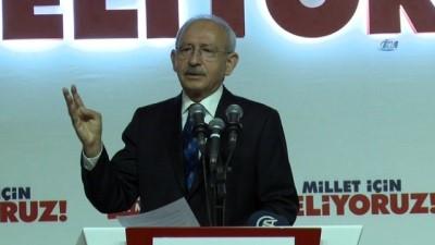 Kemal Kılıçdaroğlu: '1923-2002 arasında 713 milyar dolar para harcadılar. 2003-2017 arasında 2 trilyon 94 milyar dolar harcandı. Nereye gitti bu para?'