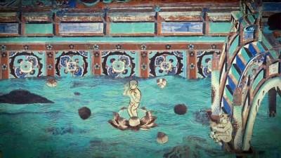 - Antik Çin resimlerindeki çocuklar canlandı