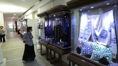Sabancı Olgunlaşma Enstitüsü yıl sonu sergisi açıldı - İSTANBUL