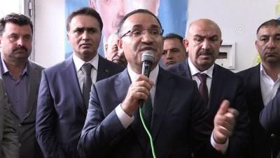 Bozdağ: 'Bilin ki, o dört benzemezlerin ittifakının içinde HDP de resmen ve alenen vardır' - ANKARA