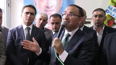 Bozdağ: 'Tayyip Beyin dayısı Aziz Türk Milleti'dir. Dayısı Türk Milleti olanı kimse yenemez' - YOZGAT