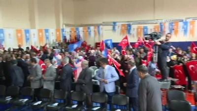 Dışişleri Bakanı Çavuşoğlu - Gündoğmuş'a yapılan yatırımlar - ANTALYA