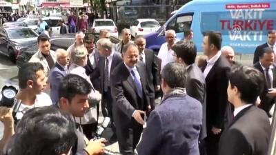 Özhaseki'den Erdoğan'ın seçim kampanyasına bağış - KAYSERİ