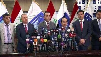 'Irak'ta sandıktan çıkan oylar ve açıklanan sonuçlar aynı' - BAĞDAT