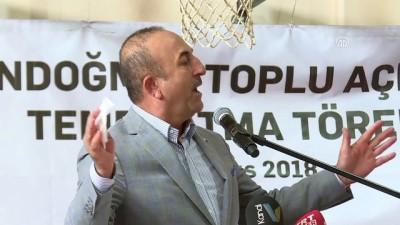 Dışişleri Bakanı Çavuşoğlu: 'Önümüze çıkan tüm engellerle mücadele ettik hepsinin de üstesinden geldik' - ANTALYA