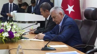 Başbakan Yıldırım: 'Şimdi Fırat'ın batısı tamamlandı, Doğusu da aynı olacak'' - GİRESUN