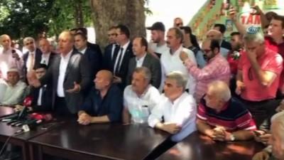 """- Muharrem İnce Gümülcine'de - CHP'nin Cumhurbaşkanı Adayı Muharrem İnce: - """"sandıkta Da Hemşehrinizi Unutmazsanız Sevinirim'"""