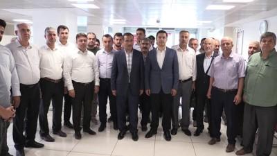 Erdoğan'ın seçim kampanyasına destek - ADIYAMAN