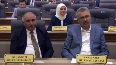 Bursa Büyükşehir Belediye Başkanı Aktaş: 'Suda ikinci indirimi seçim sonrası yapacağız'