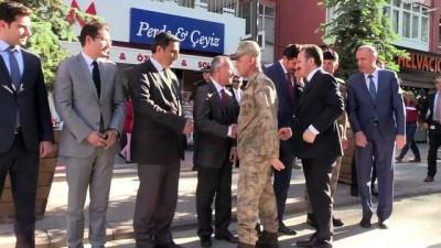 Jandarma Genel Komutanı Orgeneral Çetin Çankırı'da