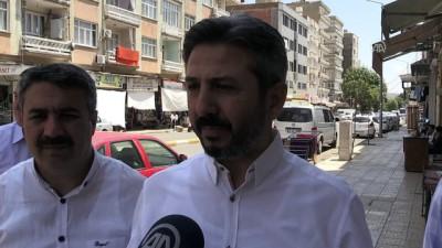 'Tütün üzerinden emek veren gayret eden AK Parti' - ADIYAMAN