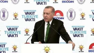 Cumhurbaşkanı Erdoğan: 'Afrin'de 4 bin 500 teröristi etkisiz hale getirdik' - MALATYA