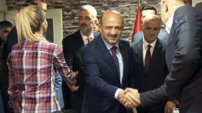 """Başbakan Yardımcısı Fikri Işık: """"Bölgenin huzur ve istikrarına karşı tehdit oluşturabilecek her şeye karşı koymayı sürdüreceğiz"""""""
