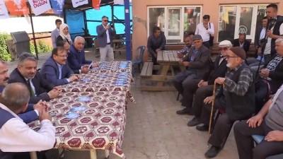 Başbakan Yardımcısı Çavuşoğlu: 'PKK'nın siyasi temsilcisi olan partinin eş başkanının durumuna ağlıyorlar' - BURSA