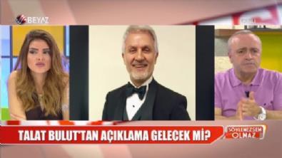 Taciz skandalına adı karışan Talat Bulut, açıklama yapacak mı?