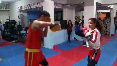 Annesi 28 kilo verdi, kızı Avrupa şampiyonu oldu - UŞAK