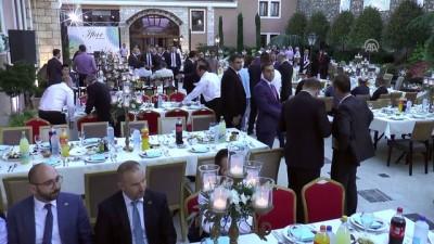 Halkbank'tan Üsküp'te iftar - MAKEDONYA