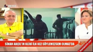 Sinan Akçıl'ın yeni klibi Söylemezsem Olmaz'da yayınlandı