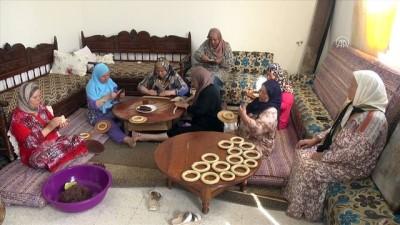 Ramazan Bayramının vazgeçilmezi: Kak tatlısı - TUNUS