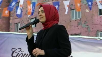 Bakan Kaya: 'Bugün güçlü ülkeye, güçlü lider olarak Recep Tayyip Erdoğan'ı seçme günü' - İSTANBUL