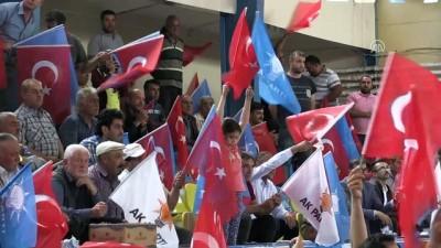 Bakan Özhaseki: 'Bizim söyleyecek çok sözümüz var' - KIRŞEHİR