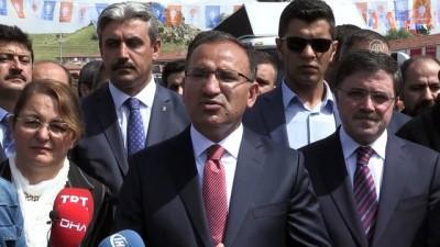 Bozdağ: 'Anadolu Ajansı hiçbir sonucu maniple etmez' - YOZGAT